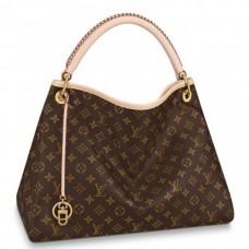 Louis Vuitton Artsy MM Bag Monogram Canvas M44869