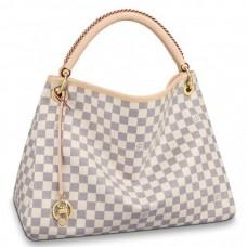 Louis Vuitton Artsy MM Bag Damier Azur N40253