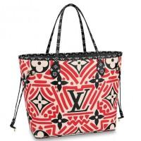 Louis Vuitton LV Crafty Neverfull MM Bag M56583