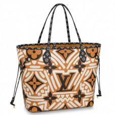 Louis Vuitton LV Crafty Neverfull MM Bag M56584