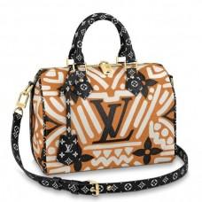 Louis Vuitton LV Crafty Speedy Bandoulière 25 Bag M56588