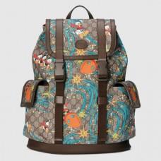 Gucci x Disney Donald Duck Medium Backpack