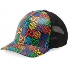 Gucci GG Psychedelic baseball hat