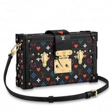 Louis Vuitton Monogram canvas Game On Petite Malle Bag M57454