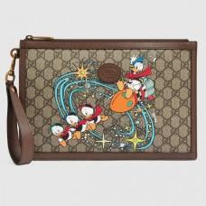 Gucci x Disney Donald Duck Pouch Bag