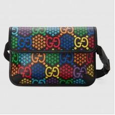 Gucci GG Psychedelic Supreme canvas belt bag