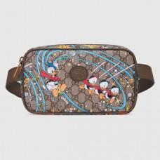 Gucci x Disney Donald Duck Print Belt Bag