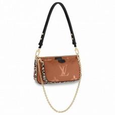 Louis Vuitton Multi Pochette Accessoires Monogram Empreinte M45839