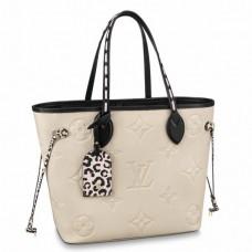 Louis Vuitton Neverfull MM Bag Monogram Empreinte M58525
