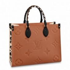 Louis Vuitton OnTheGo MM Bag Monogram Empreinte M58521