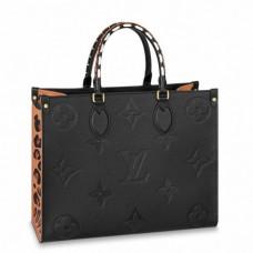 Louis Vuitton OnTheGo MM Bag Monogram Empreinte M58522