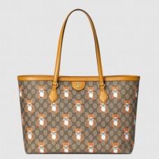 Gucci KAI x Gucci Ophidia Medium Tote Bag