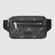 Gucci Bestiary Belt Bag With Tigers