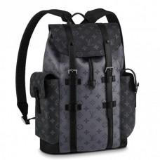 Louis Vuitton Christopher PM Backpack Monogram Eclipse M45419