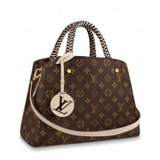 Louis Vuitton Monogram Empreinte MONTAIGNE MM M45310