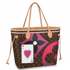 Louis Vuitton Game On Neverfull MM Tote Bag M57452
