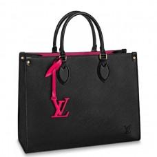 Louis Vuitton Onthego MM Bag Epi Leather M56080