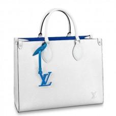 Louis Vuitton Onthego MM Bag Epi Leather M56081