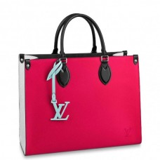 Louis Vuitton Onthego MM Bag Epi Leather M56229